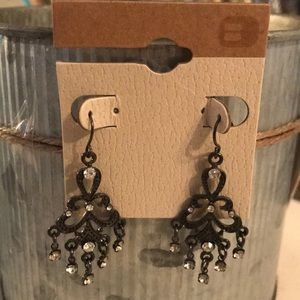 BKE chandelier like earrings
